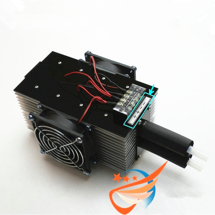12V 240W DIY semiconductor chip electronic refrigeration PC CPU auxiliary water cooling cold water machine Chiller kit special offer xd 2030 refrigeration unit module semiconductor cooling chiller refrigeration unit 240w