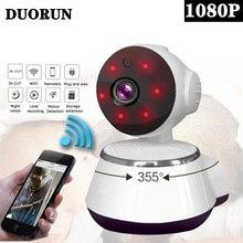 DUORUN Home Smart Security IP Camera Baby Monitor Wireless WiFi Camera WI-FI Audio Record Surveillance HD Mini CCTV Camera