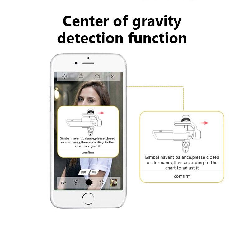 Freevision Vilta-M 3-axis Handheld Gimbal Smartphone Stabilizer for iPhone X 5 6s 8 Samsung GoPro HERO5 4 3 Yi 4K pk osmo 2 dji 9
