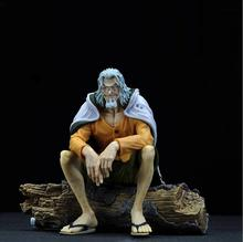 One Piece Silvers Rayleigh Shaped Figure
