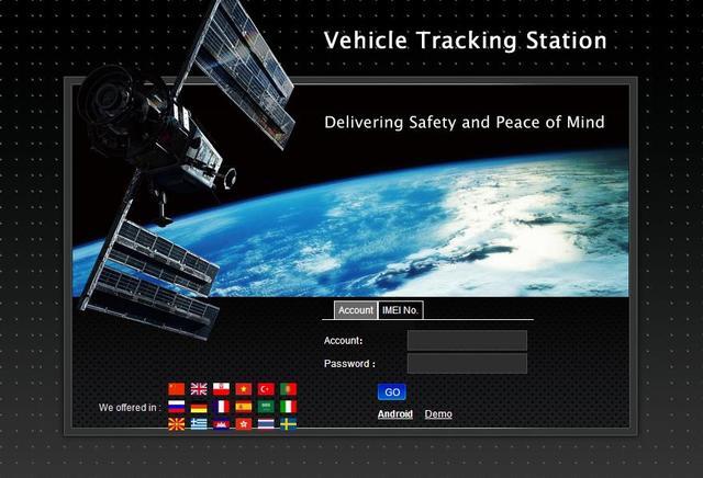 Vie LKGPS Traqueur de Plate-Forme De Suivi Web Service Logiciel pour LK106 LK208 LK209A LK209B LK209C LK100 LK210 LK710 LK330 LK930
