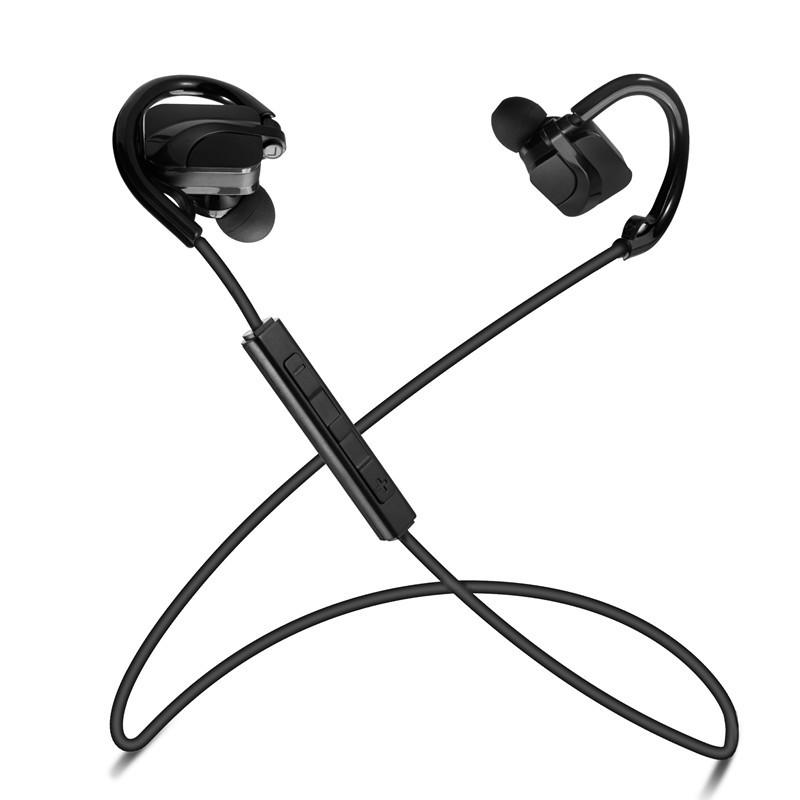 Bluetooth Headphones headset HD Stereo wireless sports headsets Handsfree sweatproof earphone voice control (13)