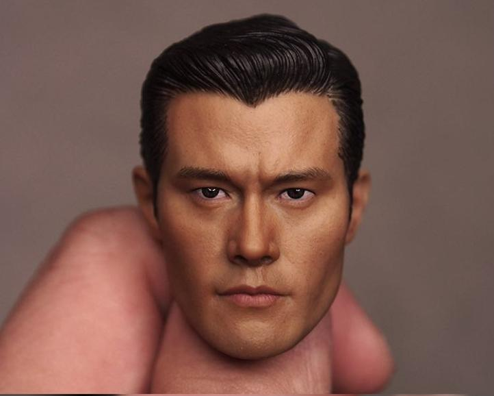 "custom made 1//6 Head Sculpt Chow Yun Fat A Better Tomorrow for 12/"" Body toys"