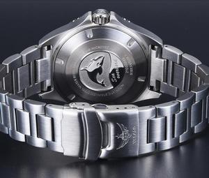 Image 5 - טריטיום שעון T100 Yelang גברים אוטומטי עמיד למים 300m יפן תנועה עליונה 24 תכשיטים לסובב חיוג תאריך יום לשחות צולל שעון