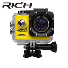 RICH  J550R Action Camera NTK96655 Wifi 2 inch1080p FULL Hd Dv Novatek 96655 recorder marine diving 30M waterproof sports Camera