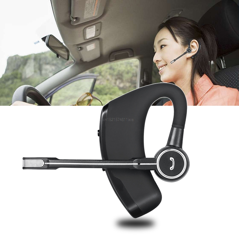 2018 New Stereo Bluetooth Headset Wireless Headphone Earphone Earbuds With Mic For Xiaomi