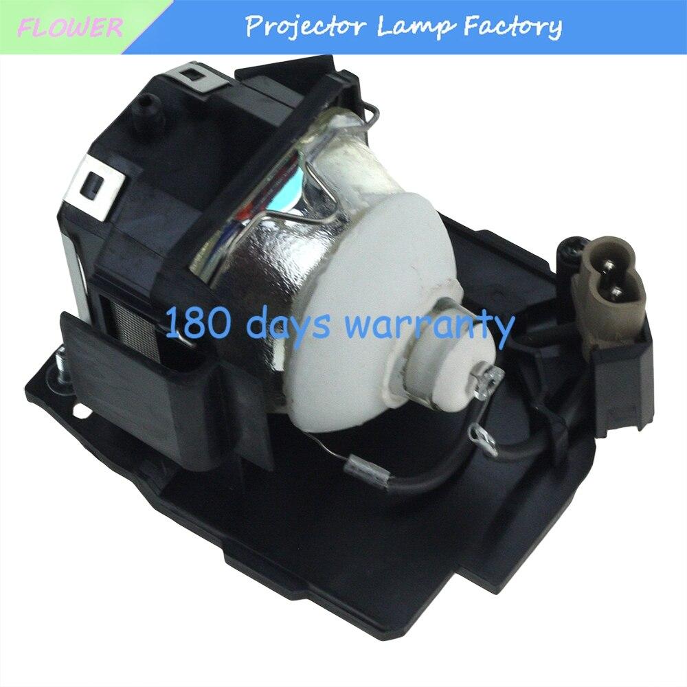 מחשבי כף יד   GPS מחירי מפעל 78-6972-0024-0 / DT01145 מנורת מקרן באיכות גבוהה עם דיור עבור Hitachi 3M X21 / X26 (5)