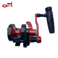 15 Kg slow jigging fishing reels , All Metal Trolling Boat deap sea Jigging Fishing Reel ,1000 series big fish reels