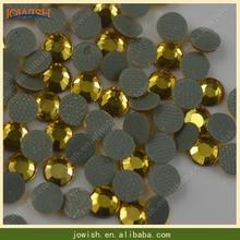 Chaton stone bead SS6 1000gross bag korean Lt Topaz crystal. US  128.00    piece Free Shipping b1e8834c7140