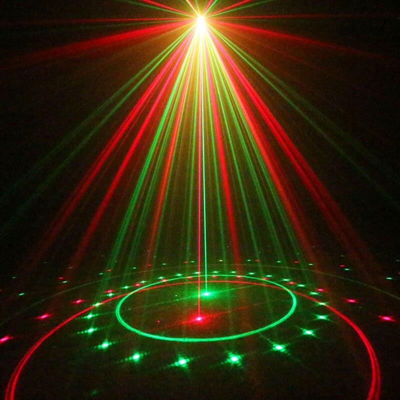 Efeito de Iluminação de Palco d' água do jardim ao Laser Classification : Class ii