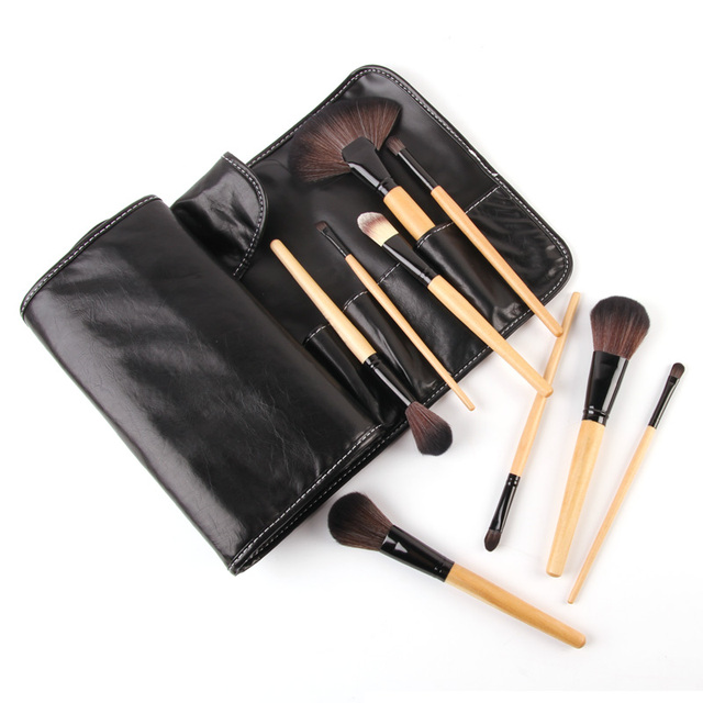 32Pcs Best Quality Professional Cosmetic Makeup Brush Set with Case