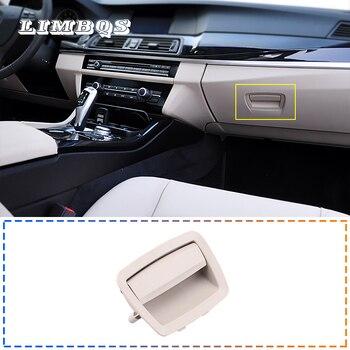 Poignée de boîte à gants pour f10 f11 f01 f02 5 série 7 remplacement de haute qualité copilot côté passager étui à gants interrupteur boutons garniture