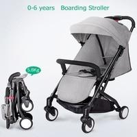 Super light 5.8kg travel pram newborn baby stroller  portable folding child stroller baby car newborn umbrella cart|car umbrella|cars cars|car baby -