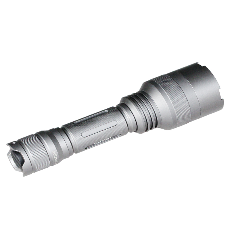 Acecare Drop Shipping 620lumens High Power Tactical Aluminum Alloy Self Defence Led Flashlight Led Light
