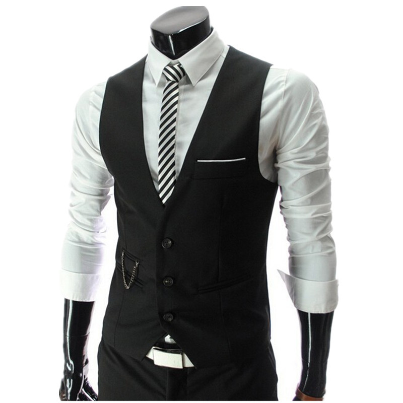 High Quality Mens Dress Waistcoats Promotion-Shop for High Quality ...