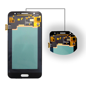 Image 3 - AMOLED Für Samsung Galaxy J5 2015 J500 LCD Display touchscreen digitizer Montage J500H J500FN J500F J500M SM J500F Telefon Teile