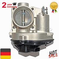 AP03 Fuel Injection Throttle Body Assembly For Ford Focus 1.4 C MAX 1.6 Fiesta MK6 Fusion 1.25L 1.6i 1333604 2S6U9F991FA