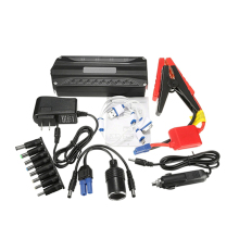 68800mAH 12V USB Car Jump Starter Power Booster Charger Auto Truck SUV Portable Maintainer Kit