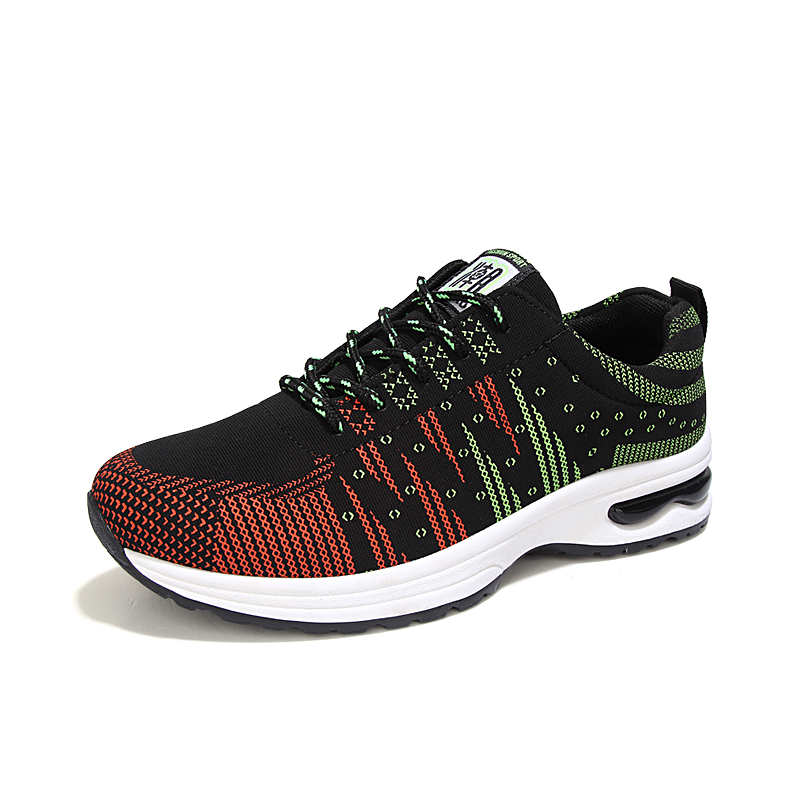 Summer Mens Breathable Mesh Outdoor Running Sports Shoes Men Light Athletic Shoes Sneakers