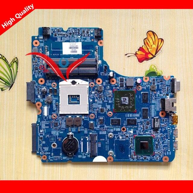Original 721522-601/721522-001/721522-501 motherboard adequado para hp probook 450 g0 440 470 notebook pc