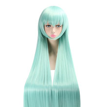 HSIU High Quality Fate/Grand Order Cosplay Wig Kiyohime Costume Play Woman Adult Wigs Halloween Anime Game Hair