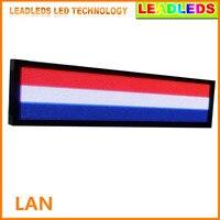 P10 32*192 pikseli Ekran wideo Na Zewnątrz Wyświetlacz Led Pełna kolor DOPROWADZIŁY Podpisać Płytę, Należy Użyć P10 moduł led wodoodporna RGB Pełny kolor