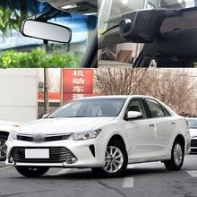 HD 1080P 1920*1080 car DVR camera wifi Hidden installation car dvr car video recorder high definition dvr For Toyota Camry