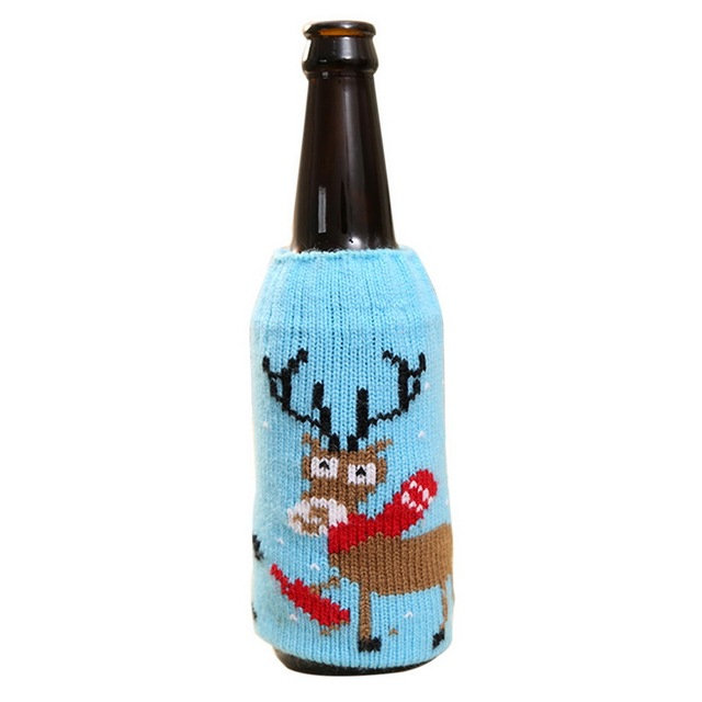 Wine Cover Christmas