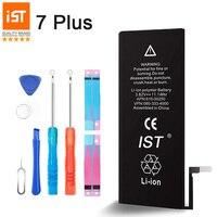 100 IST Original Mobile Phone Battery For IPhone 7 Plus Batteries Capacity 2900mAh With Repair Tools