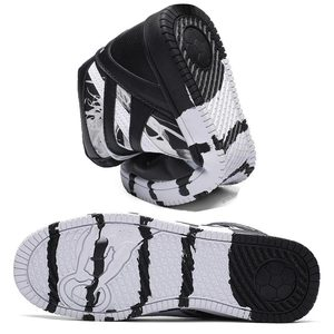 Image 3 - Hundunsnake Zapatillas deportivas para hombre y mujer, calzado deportivo para correr, alta calidad, color negro, A 180