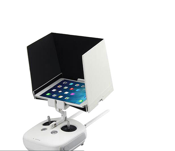 DJI Accessories 5.5 7.9 9.7 Inch Foldable Lens Hood Sunshade DJI Inspire 1 Phantom 3 /4 Aerial Photograph IPAD Tablet FPV Tablet