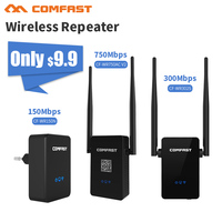 802 11b G N Ac Wireless Wifi Repeater 150M 750 Mbps Mini Repetidor Wifi Signal Amplifier