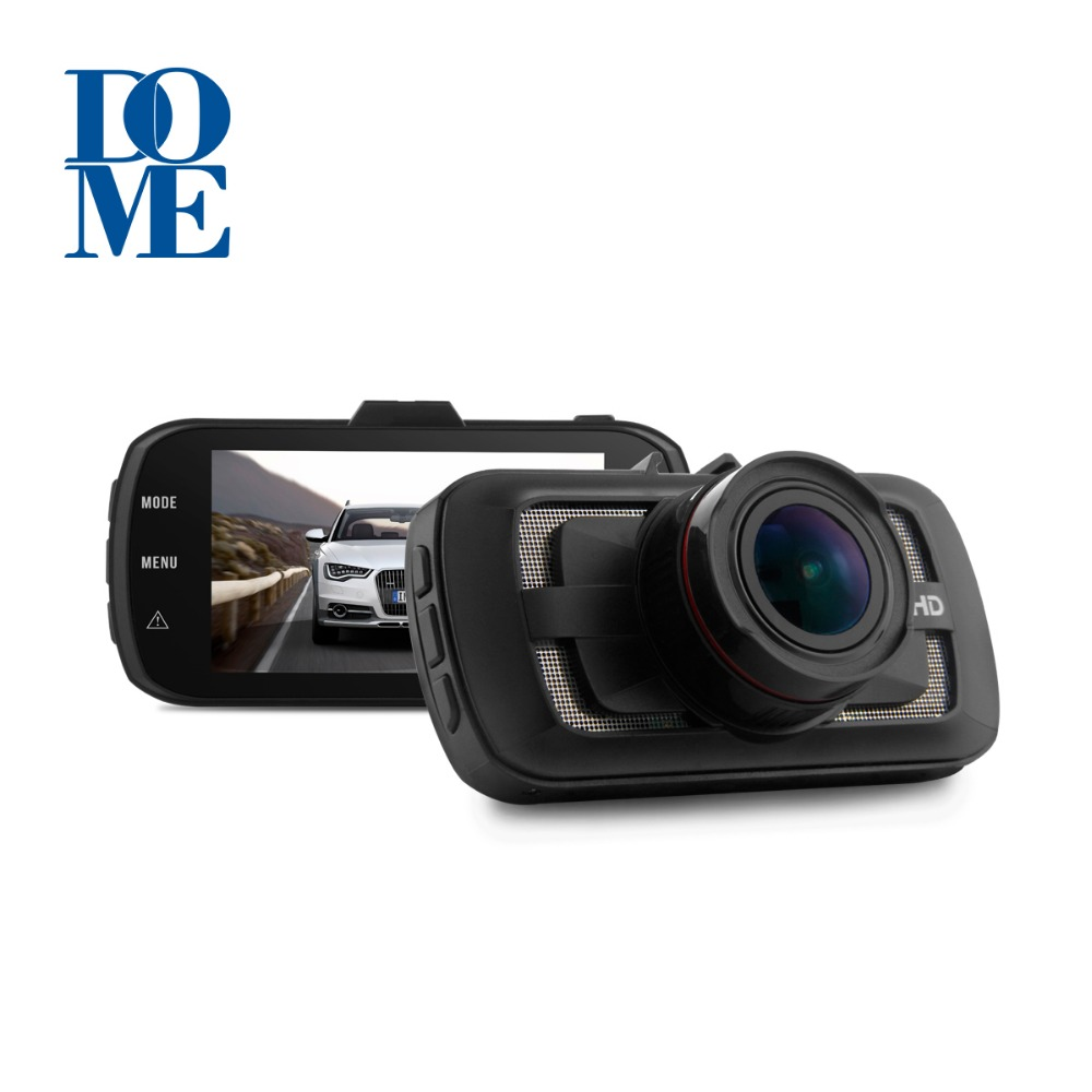New Car Dvr DAB205 Ambarella A12 Chip HD 1440P 30fps 3 0inch Car Video Recorder Dash