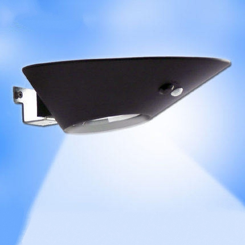 Super Bright Outdoor LED Solar Wall Lamps Human Motion