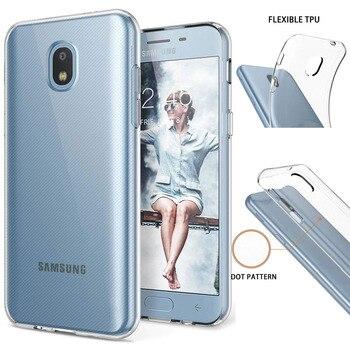 Galaxy J7 Ultra Thin Soft Silicone Case