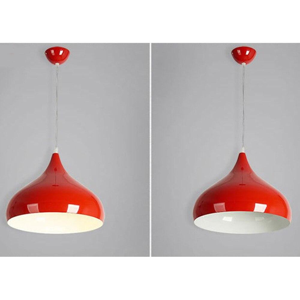 85-265V Nordic Pendant Lamp Ceiling Lamp Modern Home Household Bright Restaurant Dorpshipping