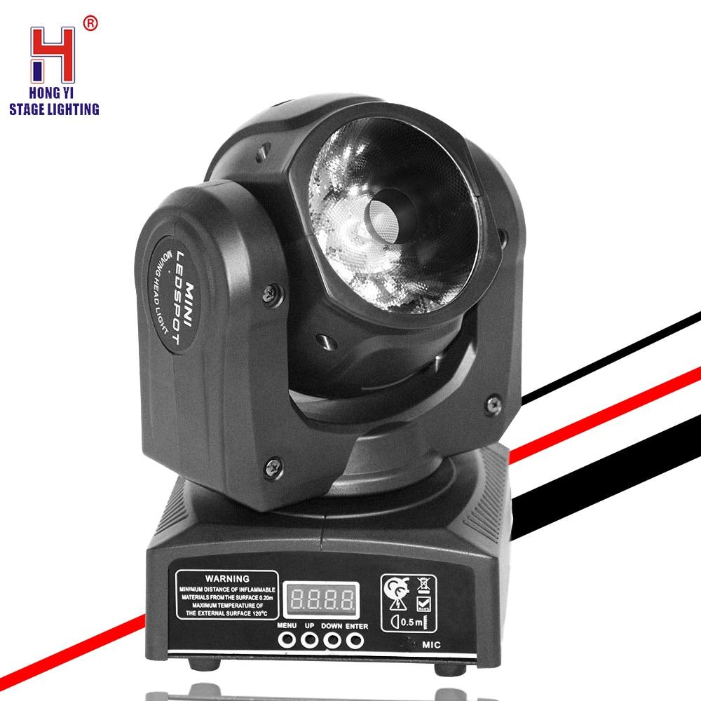 60W mini LED stage LED moving head beam light ktv bar party DMX512 stage light