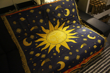 2017 Time-limited Tapiz Para Pared Tapestry Fabric Gobelin Double Galaxy Apollo Tapestry Blanket Carpet Sofa Decorative Mat
