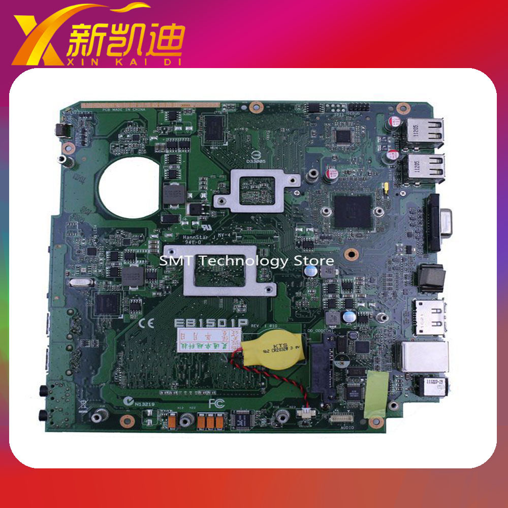 ФОТО For ASUS EB1501P Laptop Motherboard System board Mainboard verified working free shipping