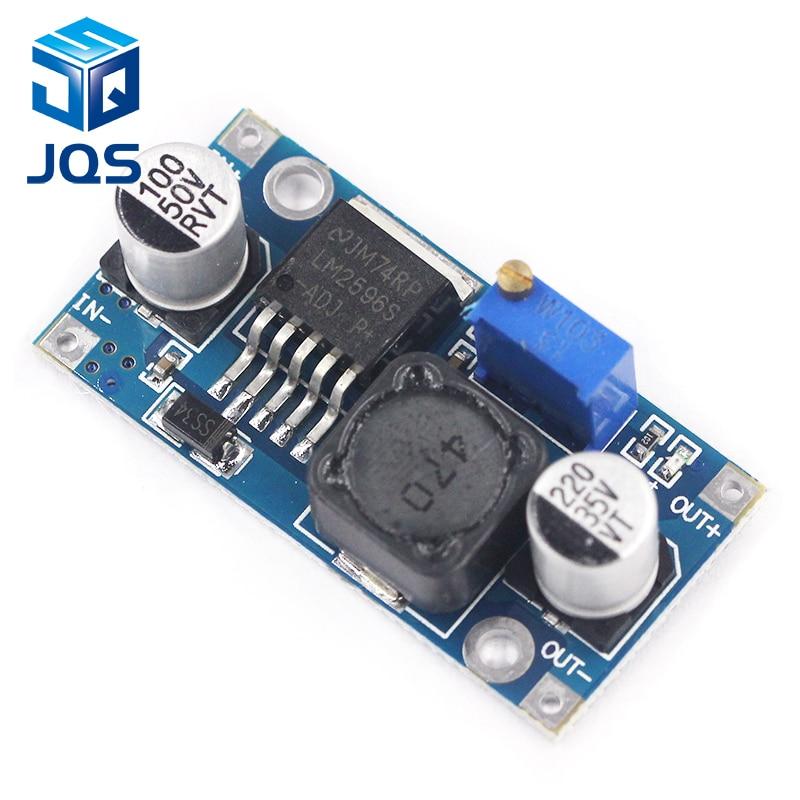 Netzteile 1 Stücke Lm2596s Dc-dc Einstellbare Schritt-down Power Supply Module Einstellbare Spannung Regler 3a