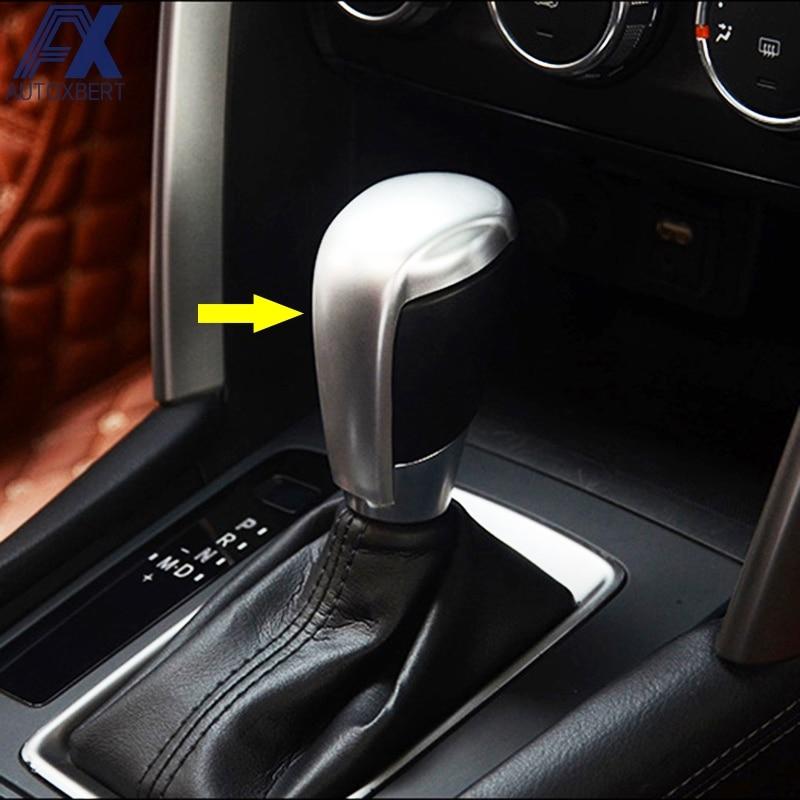 2014 Mazda Cx 5 Interior: AX Chrome Gear Shift Knob Sequin Trim Cover Interior Badge