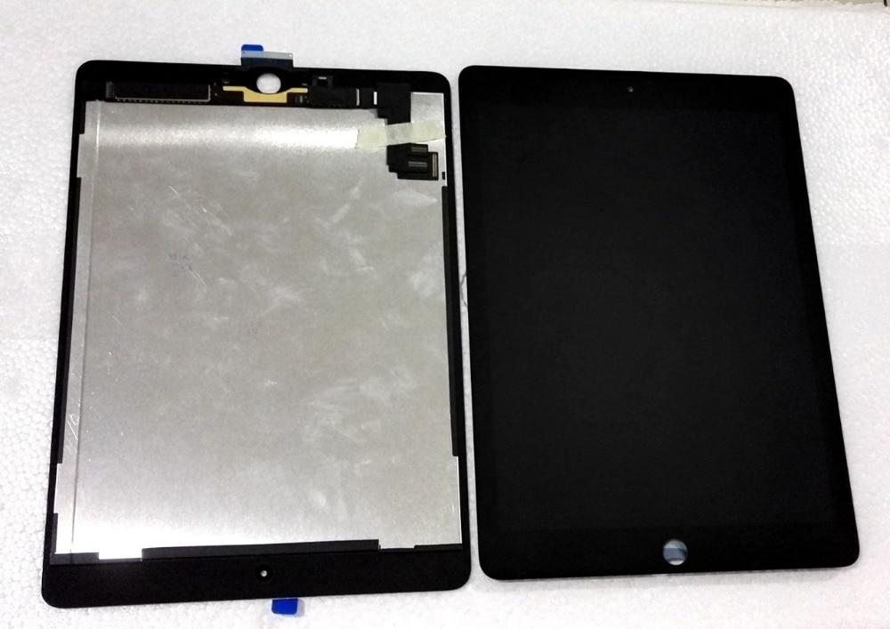 Highbird fly pour ipad Air 2 A1567 A1566 ipad 6 écran Lcd + numériseur en verre tactile ensemble complet