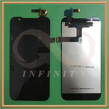 In Stock 100% Tested NEW 4.5″ Display For ZTE Grade X Pro LCD Screen With Touch Panel Digitizer+tracking number