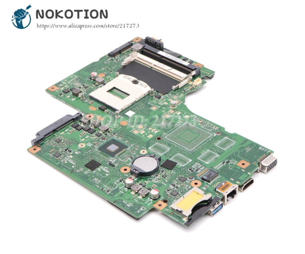 NOKOTION For Lenovo Ideapad G710 Laptop Motherboard HM86 GMA HD4600 DDR3L DUMBO2 11S90004884 11S90004376 Main Board