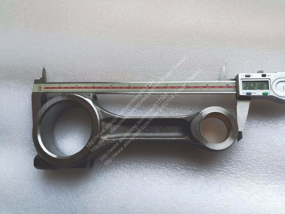 Yangdong Y4DB series engine, the connecting rod assembly, part number: Yangdong Y4DB series engine, the connecting rod assembly, part number: