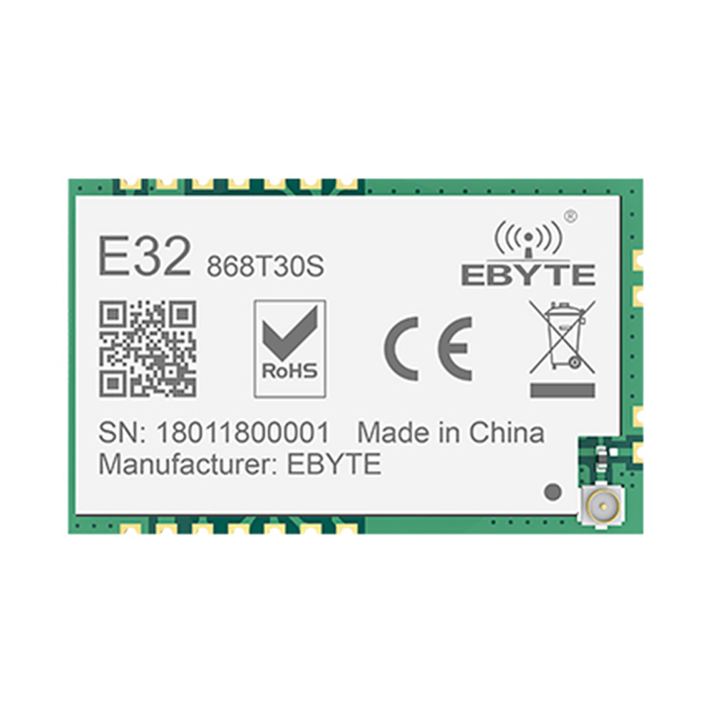 LoRa Long Range Transmitter and Receiver E32-868T30S SX1276 868MHz Wireless Transceiver SX1278