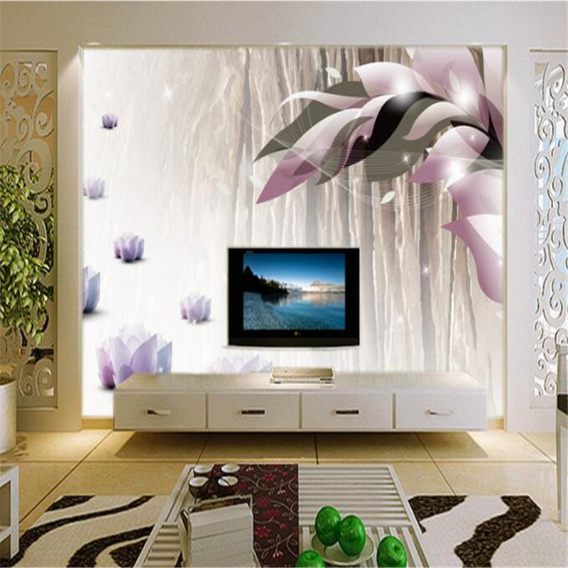 customized 3d photo non-woven wallpaper purple retro European background wall painting bedroom 3d mural wallpaper home decor 3d wallpaper custom hd photo non woven mural wallpaper hotel colorful club ktv background home decor 3d wall mural wallpapers