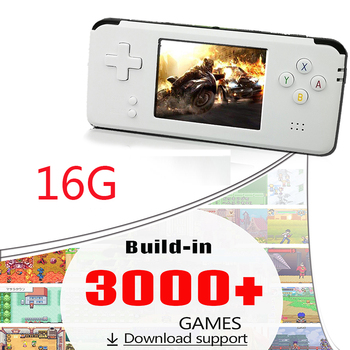"Games Retro Handheld Game Console 60Hz Portable Consoles 3"" Mini Video Gaming Player"