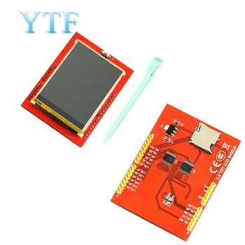 2.4 Inch TFT LCD Touch Screen Shield For Arduino UNO R3 Mega2560 LCD Module Display Board