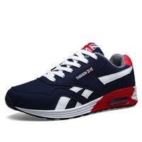 Enlenbenna Men S Sport Running Shoes Flock Shoes Men S Sneakers Breathable Mesh Outdoor Athletic Shoe